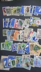 60円切手バラ色々50枚新品未使用品  6050