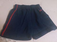 baby GAP 6-12  70〜80 ネイビー半ズボン