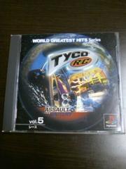 (PS)Tyco RC/タイコRC/タイコアールシー☆3Dレースゲーム即決価格