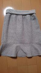 リッチ☆スカート☆グレー☆フリーサイズ