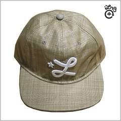 即決◆新品LRG キャップ◆ストローCAP帽子ストリートレゲエサーフスケーター2013◆