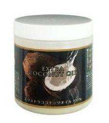 【話題の品!!】ココナッツオイル たっぷり480g入り 1円スタート
