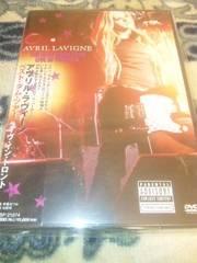 未開封DVD アヴリルラヴィーン AVRIL LAVIGNE