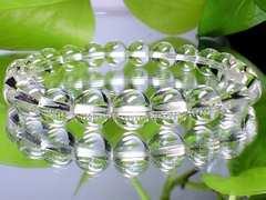 定番数珠天然クリスタル水晶8ミリAAA数珠ブレス