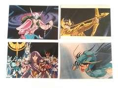 聖闘士星矢 生写真4枚
