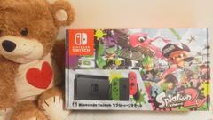 任天堂switch* スプラトゥーンセット版*新品未使用