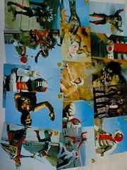カルビー仮面ライダーV3チップス復刻版カード15枚セット�A