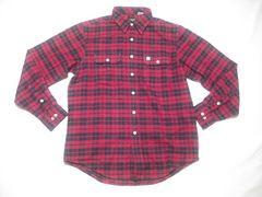 fy952 男 TIMBERLAND ティンバーランド 極厚 ネルシャツ Mサイズ