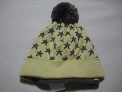 mb319 男 ELEMENT エレメント ボンボン付き ニット帽 ビーニー