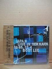 ☆ジャパメタ/X Japan/(LIVE IN HOKKAIDOU)/♪ライブCD♪