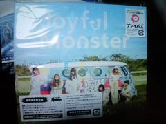 Joyful Monster(初回生産限定盤)(DVD付) 新品未開封