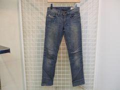 DIESEL industry レディースストレッチ入りジーンズ 24 美品