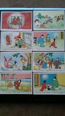 戦前絵葉書《弘法大師・空海伝説》31枚完 経年品