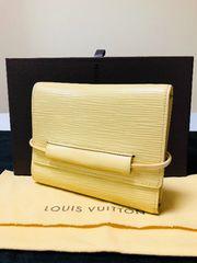 1円 ◆正規品◆ 超美品 ルイヴィトン エピ レザー 財布