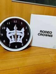 新品 rodeo壁掛け時計