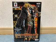 ワンピース DXF THE GRANDLINE MEN FILM Z vol.3 サンジ 全1種