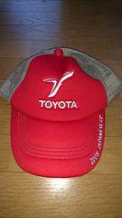TOYOTA F1 TEAM 2008年 日本グランプリ キャップ
