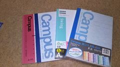 大学ノート。キャンパスノート。16冊。まとめて。新品同様。
