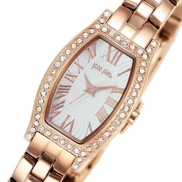 フォリフォリ クオーツ レディース 腕時計 WF8B026BPZ
