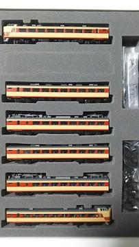 Nゲージ新品未使用TOMIX 92878 485系特急電車(新潟車セ・T18編成)