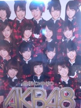 【パチンコ AKB48】非売品 三角立て看板