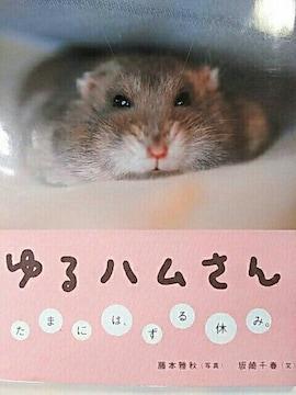 書籍【ゆるハムさん】ハムスター 小型写真集