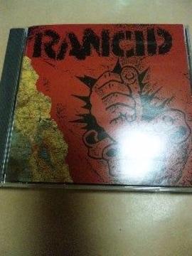 国内盤CD RANCID ランシド レッツ・ゴー 帯あり