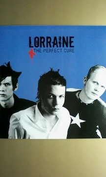 LORRAINE 「THE PERFECT CURE」 ロレイン
