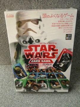 学研「STARWARS CARD GAMEカードゲーム」
