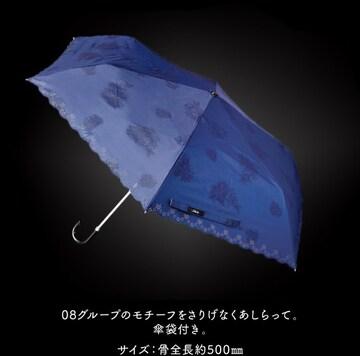 salute/サルート/08G/オリジナル日傘/折り畳み傘(袋付)/ノベルティ/非売品