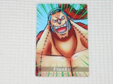ワンピースARカードダス フォーメーション 04 F04-10 フランキー
