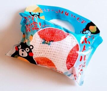 【くまモン★ペットボトルカバー】#非売品#マイクロファイバー#熊本#ゆるキャラ