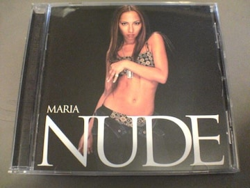 マリアMARIA CD NUDE-真実-
