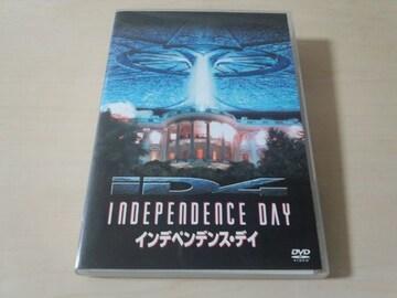 映画DVD「インデペンデンス・デイ」ウィル・スミス★