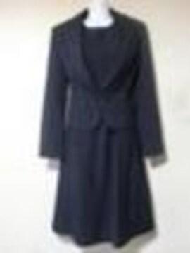 レディース 冠婚葬祭スーツ 新品 9号M フォーマル