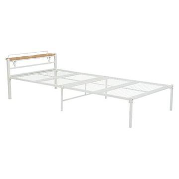 シングルベッド(ホワイト) KH-3085WHS