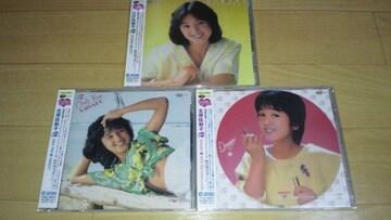北原佐和子「オリジナル・アルバム・復刻盤」�@〜�B全3枚セット