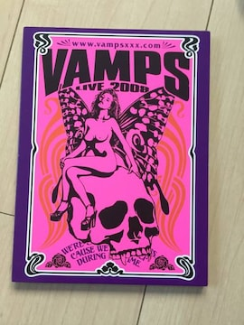 VAMPS☆LIVE2008☆ライブDVD☆