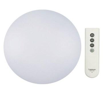 LEDシーリングライト ~6畳シンプルリモコン付き