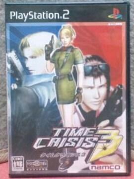 [送料無料] PS2/タイムクライシス3