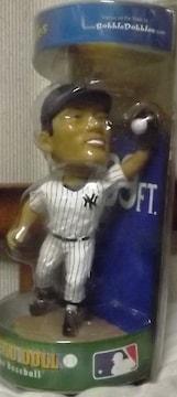 2003年 松井秀喜(ヤンキース時代) 首振り人形 フィギュア 未開封