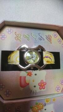 キティ 腕時計