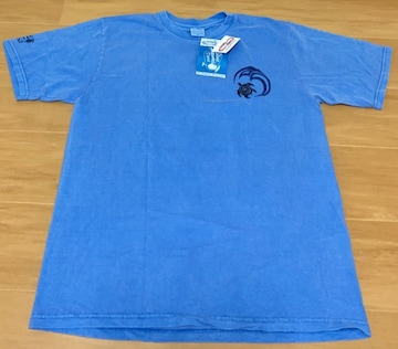 Blue Hawaii Dyed Tシャツ