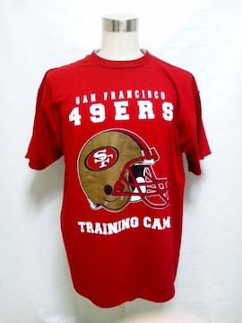 134L サンフランシスコ 49ERS Tシャツ NFL