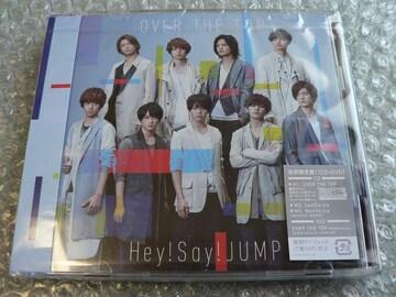 新品/Hey!Say!JUMP/OVER THE TOP【初回限定盤1】CD+DVD/他に出品