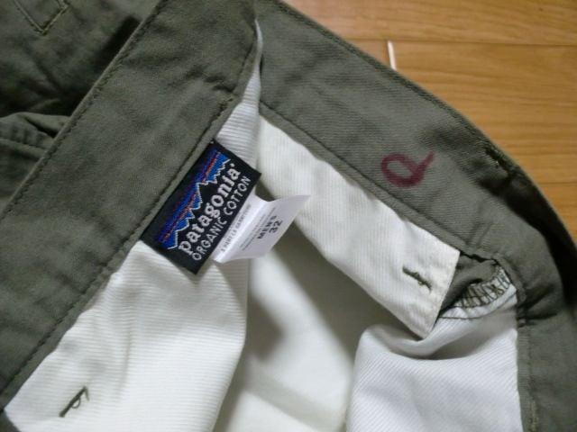 PATAGONIA パタゴニア ショートパンツ W32 未使用品 < ブランドの