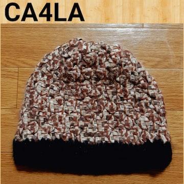 CA4LA カシラ ニットキャップ ビーニー 帽子 CAP