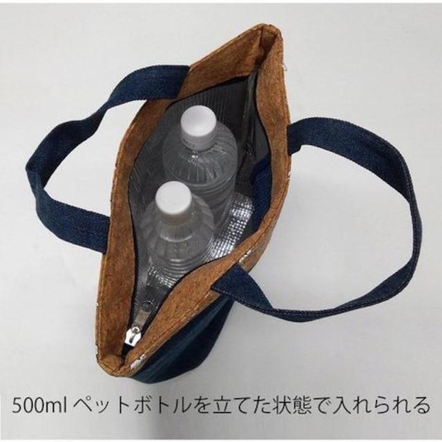 スケーターコルク × デニム保冷バッグMサイズ1個1944円が < インテリア/ライフの