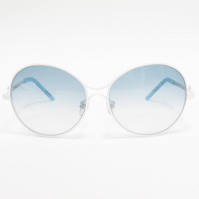 美品ETRO エトロ サングラス 水色系 良品 正規品