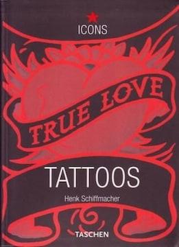 刺青 ICONS TRUE LOVE TATTOOS【タトゥー】